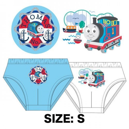 Thomas & Friends 男童兩條裝內褲 SIZE S (TH0132)